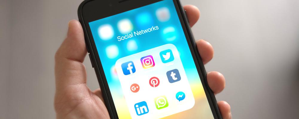 Content Seeding über Social Media Kanäle.